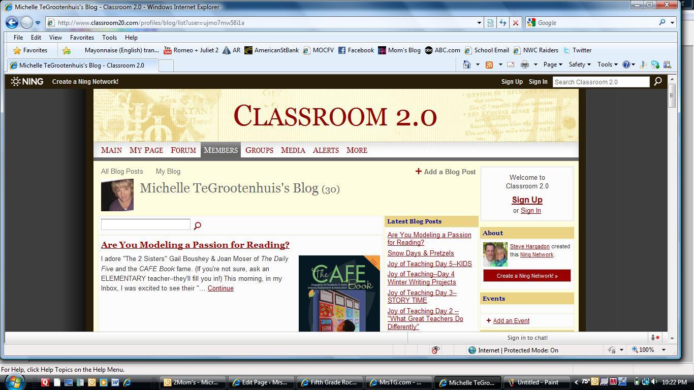 classroom20blog